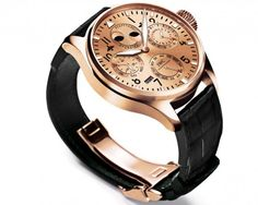 IWC Big Pilot's Watch Perpetual Calendar Boutique Exclusive
