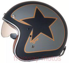 Bigsweety Metal Motorcycle Helmet Hook Motorbike Storage Hook Motorcycle Luggage Hanger Organizers Blue