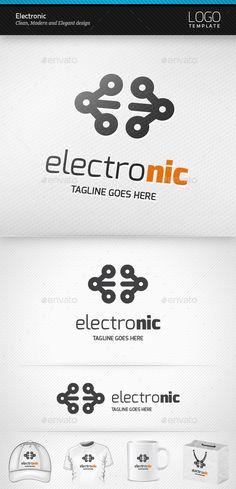 Electronic Logo   $29