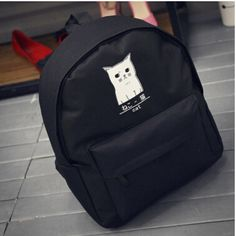 2016 New Arrival College Teenager School Bag Women Canvas Backpack Pretty Style Daily Schoolbag Candy Women Backpack M1006