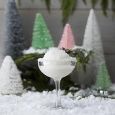 See more holiday drinks here Malbu.us/holiday Snowball Drink, Snowball Fight, Pineapple Rum Drinks, Malibu Rum Drinks, Christmas Cocktails, Holiday Drinks, Christmas Martini, Healthy Cocktails, Christmas Drinks Alcohol