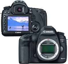"""7/31/2012 High-End Camera Collection  $2,999.99  + FREE SHIPPING Canon 5D Mark III 22.3MP Pro DSLR Camera w/ 3.2"""" LCD, LiveView, 1080p HD Videos, 50-102400 ISO & 61-Point AF"""