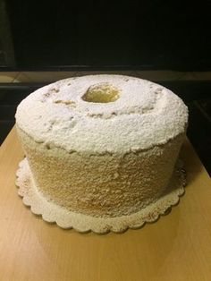 Biscotti Cookies, Cake Cookies, Paris Brest, American Cake, Angel Cake, Chiffon Cake, Vanilla Cake, Food And Drink, Sweet