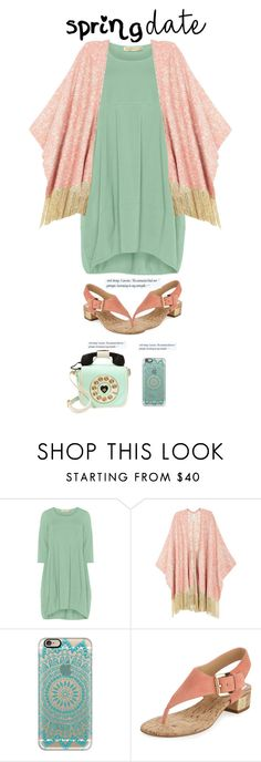 """""""Pretty Plus-Size Style'"""" by dianefantasy ❤ liked on Polyvore featuring Isolde Roth, Melissa McCarthy Seven7, Casetify, MICHAEL Michael Kors, Betsey Johnson, plussize, polyvoreeditorial, springdate and plus size clothing"""