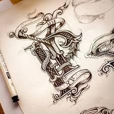 Resultado de imagem para lettering caligrafia