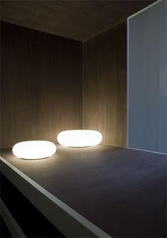Brand: Danese Milano Model: Itka appoggio #designselect #light #danesemilano