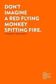 Penguin Companhia Das Letras: Monkey cannes 2014 print