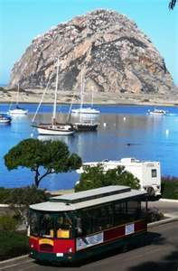 Morro Bay, CA. Visited here many times, and used the campgrounds.