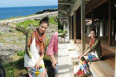 Aoi Yuu Yu Aoi, Mori Girl, Japan Fashion, Summer Garden, Asian Woman, Female Models, Shabby Chic, Cover Up, Lady