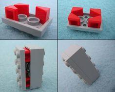 amazing double sided Lego bricks