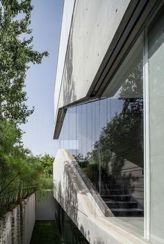 The Concrete Cut,© Amit Geron