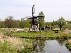 De weerribben in #Overijssel #Nederland #TravelBird