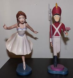 The Steadfast Tin Soldier And Ballerina Figures 2 by VelociPRATTor
