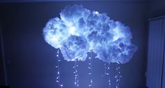 Here's The DIY Cloud Lamp That Doesn't Cost You $3,000, And It's So Simple To Create