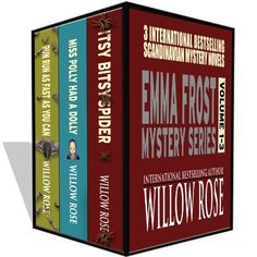 Emma Frost Mystery Series vol 1-3 by Willow Rose, http://www.amazon.com/dp/B00GX0HGPI/ref=cm_sw_r_pi_dp_etr8tb0E8VHGE