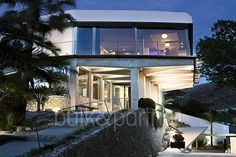 Modern luxury villa with incredible views for sale in Benidorm - ID 5500053 - Real estate is our passion... www.bulk-partner.com