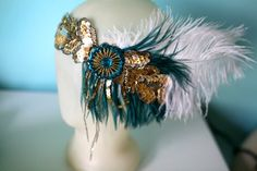 twenties hairpiece NEED IT