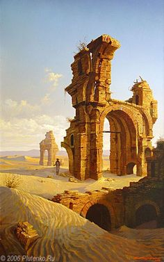 Covered With Sands (2006) by Stanislav Plutenko
