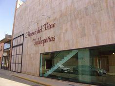 Museo del Vino, Valdepenas, España,