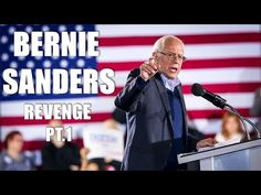 BERNIE SANDERS REVENGE PT.1 - YouTube Published on Aug 2, 2016 This went over most heads.  Bernie Sanders is such a genius. So get this: By the way he worked the procedural rules at the DNC — he gave Clinton the nomination WITHOUT EVER giving up his Delegates (over 1,800) — OR technically even conceding the race. Should Hillary Clinton go down from any given scandal*** and/or should she become too unpalatable/risky to elect, Sanders can step in