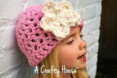 A Crafty House | Knit and Crochet Patterns and Accessories: crochet