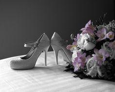 Le scarpe della #sposa devono essere aperte o chiuse? Scoprite i nostri consigli! #wedding #matrimonio #outfit