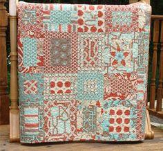 simple quilt pattern
