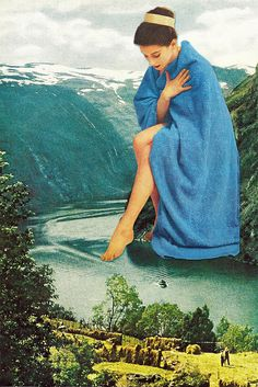 Testing the Waters | by Eugenia Loli