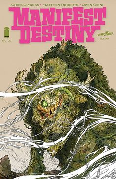 Manifest Destiny (2014) Issue #27