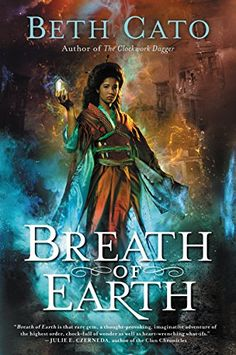 One clickers unite because BREATH OF EARTH (Blood of Earth #1)  by Beth Cato is just $1.99 on kindle for a limited time only!
