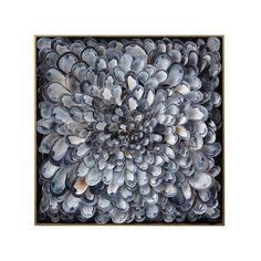 Infinite Mussels Wall Sculpture