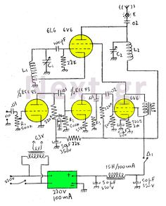 Circuit diagram of solar inverter for home electrical engineering 5w valve rf transmitter circuit asfbconference2016 Image collections