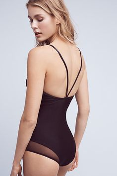 48c1804c97a81 Adriana Degreas Salinas Mesh One-Piece Adriana Degreas