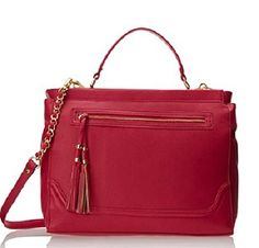 Women's Cross-Body Handbags - olivia  joy Julep OJ44997 Top Handle BagFuchsiaOne Size * Be sure to check out this awesome product.