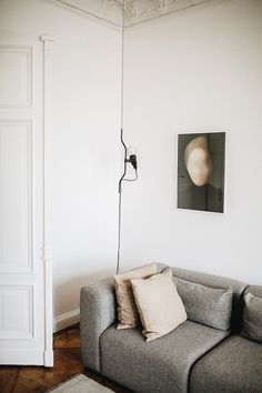 The apartment of Selina Lauck