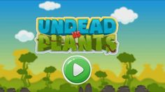 """""""Undead vs. Plants"""" Windows Phone Game from Peaksel DOO!  - https://www.youtube.com/watch?v=IjmVCIAPeVo  #undead #plants #windowsphone #wp8 #games"""