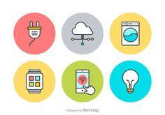 free-internet-of-things-vector-icons.jpg (1400×980)