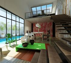 Interior design Modern and Living rooms on Pinterest