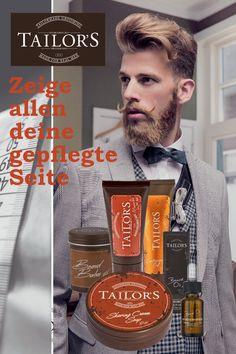 Die TAILOR'S Grooming Shaving-Serie wurde nach denselben Grundprinzipien entwickelt, auf denen die gesamte Marke basiert: Einzigartigkeit. Individualität. Nichtkonformität. Männlichkeit. Und das alles mit einem unverwechselbaren Stil. Grooming, Austria, Hair Care, Hair Care Tips, Hair Makeup, Hair Treatments