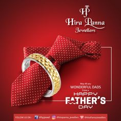 May all you Wonderful Dads Enjoy a HAPPY FATHER'S DAY! . #fathersday #love #dad #daddy #fatherhood #hero #gifts #gold #diamond #rings #chains #bracelets #fathersdaygifts Social Media Poster, Social Media Design, Happy Fathers Day, Fathers Day Gifts, Office Wall Graphics, Real Estate Ads, Jewelry Ads, Graphic Design Trends, Creative Advertising
