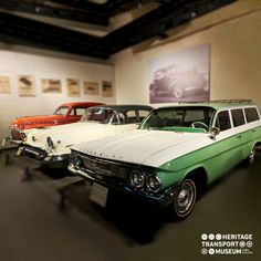 The General Motors collection at the museum is a visual treat to the visitors!  Plan your trip to the #HeritageTransportMuseum!  #TransportMuseum #VintageCars #VintageCollection #IncredibleIndia
