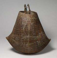 Basket (Jawun), late 19th–early 20th century - Australia, northern Queensland