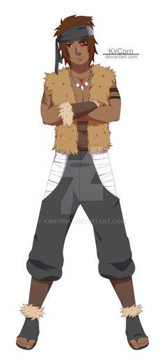 :CM: Naruto OC - Kuma Clan by KirCorn