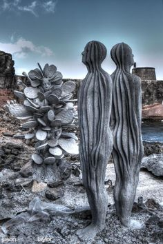 Comienza a tomar forma el Museo Atlántico de Lanzarote Spain (primer museo submarino de España) by Jason deCaires Taylor