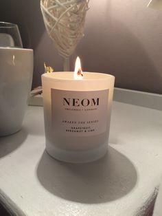 Neom organics candle - gorgeous!