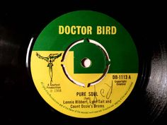 Lennie Hibbert Lynn Tait and Count Ossies Drums - Pure Soul - Doctor Bird