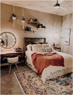 Home Interior Diy .Home Interior Diy Cute Bedroom Ideas, Cute Room Decor, Room Ideas Bedroom, Bedroom Designs, Home Bedroom, Bedroom Inspo, Cozy Teen Bedroom, Ikea Bedroom, Bedroom Furniture