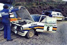 Richard Ford, Ford Escort, Rally Car, Car Show, Porsche, Monster Trucks, Vans, Racing, Coffee Break
