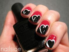 Nailside: Valentine's Day