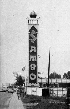 Le Sambo, 5666 Sherbrooke E. Quebec Montreal, Expo 67, Good Old Times, Canada, Guide, Far Away, The Past, City, Places